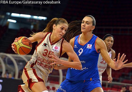 Bahar Çağlar Basketbol Galatasaray