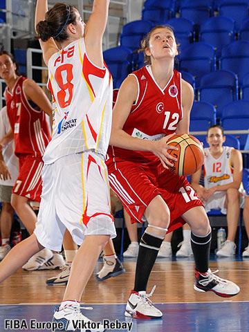 Bahar Çağlar Basketbol Genç Milli Takım