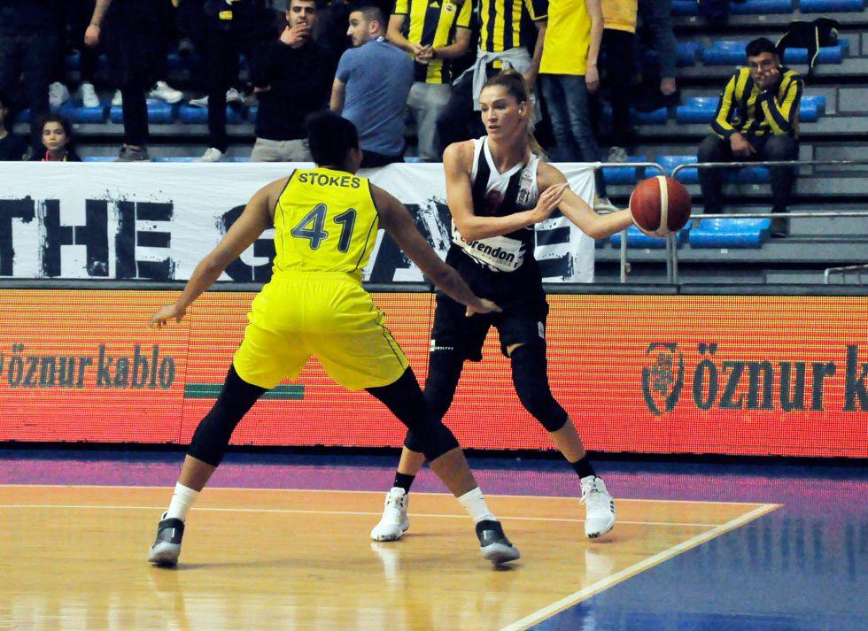 Bahar Çağlar Beşiktaş Kadın Basketbol