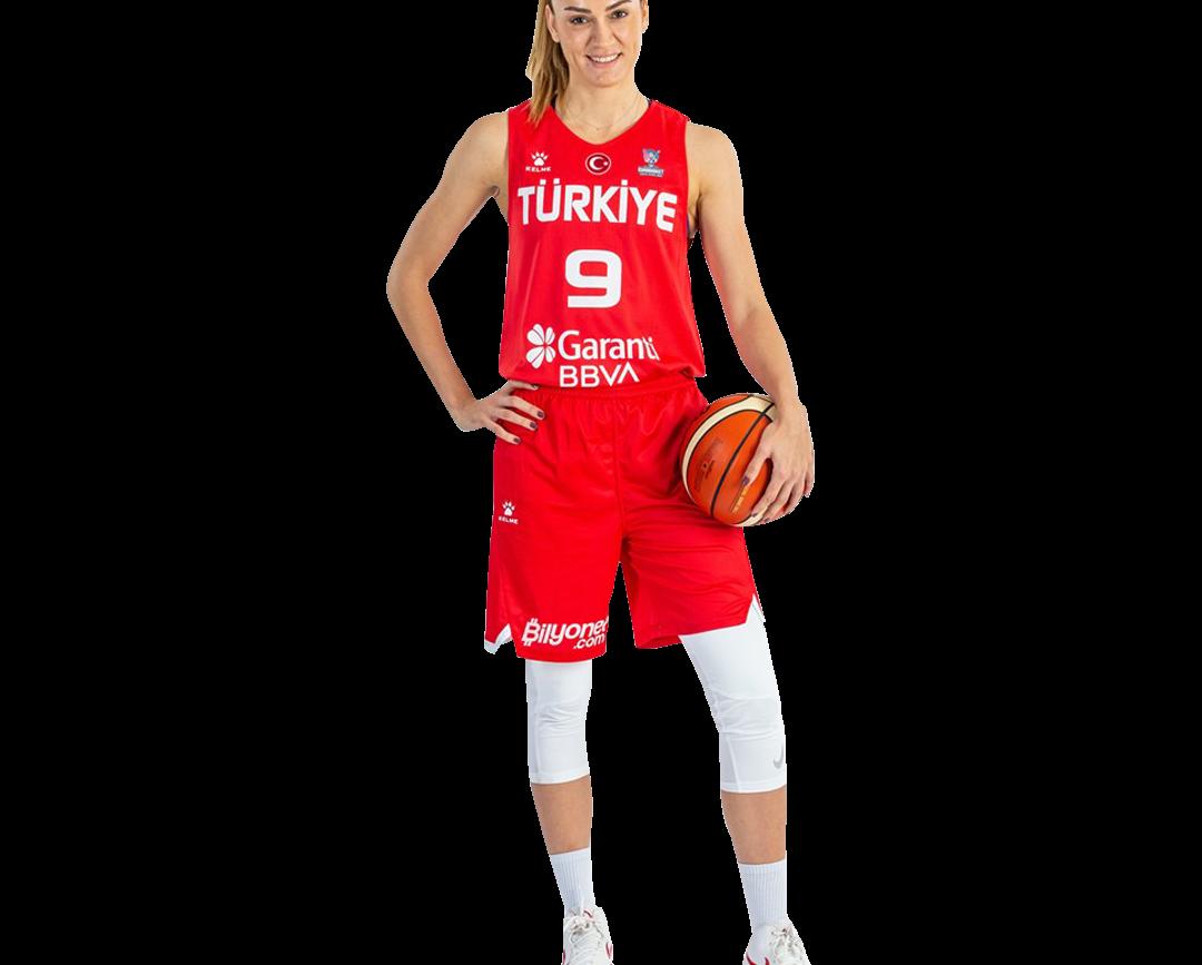 Bahar Çağlar A Milli Kadın Basketbol Takımı