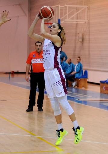 Bahar Çağlar Basketbol Yakın Doğu Üniversitesi